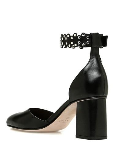 Red Valentino Sandalet Siyah